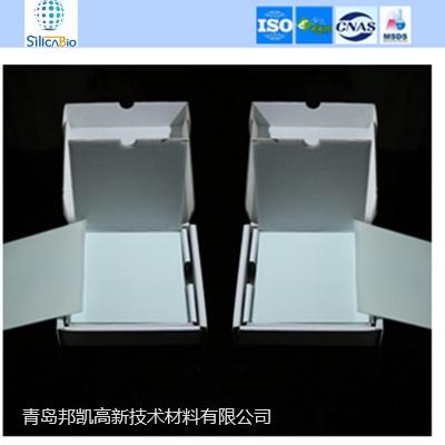 薄层层析硅胶板色谱分析板10*10cm GF254型/HF254型 80片/盒