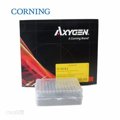 康宁 Axygen 0.5-10ul盒装灭菌透明滤芯吸头