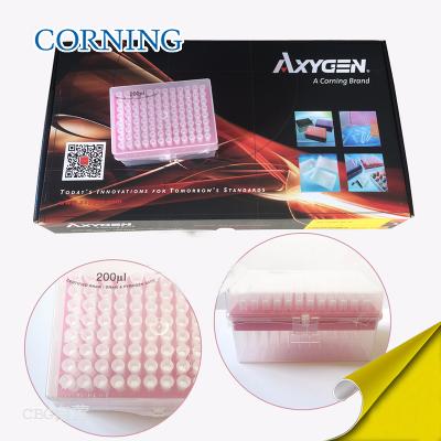 康宁 Axygen 200ul盒装灭菌透明滤芯枪头