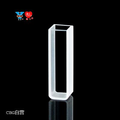 晶科  581玻璃比色皿/色度仪比色皿/余氯比色皿