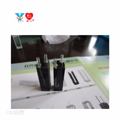 晶科  721型/玻璃/石英黑体流动比色皿