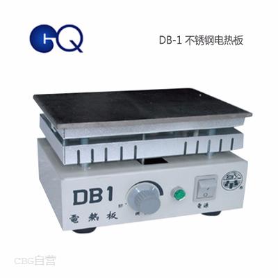 国华仪器  DB-1不锈钢调温电热板