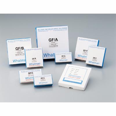 AS ONE/亚速旺 玻璃纤维滤纸 100片/盒