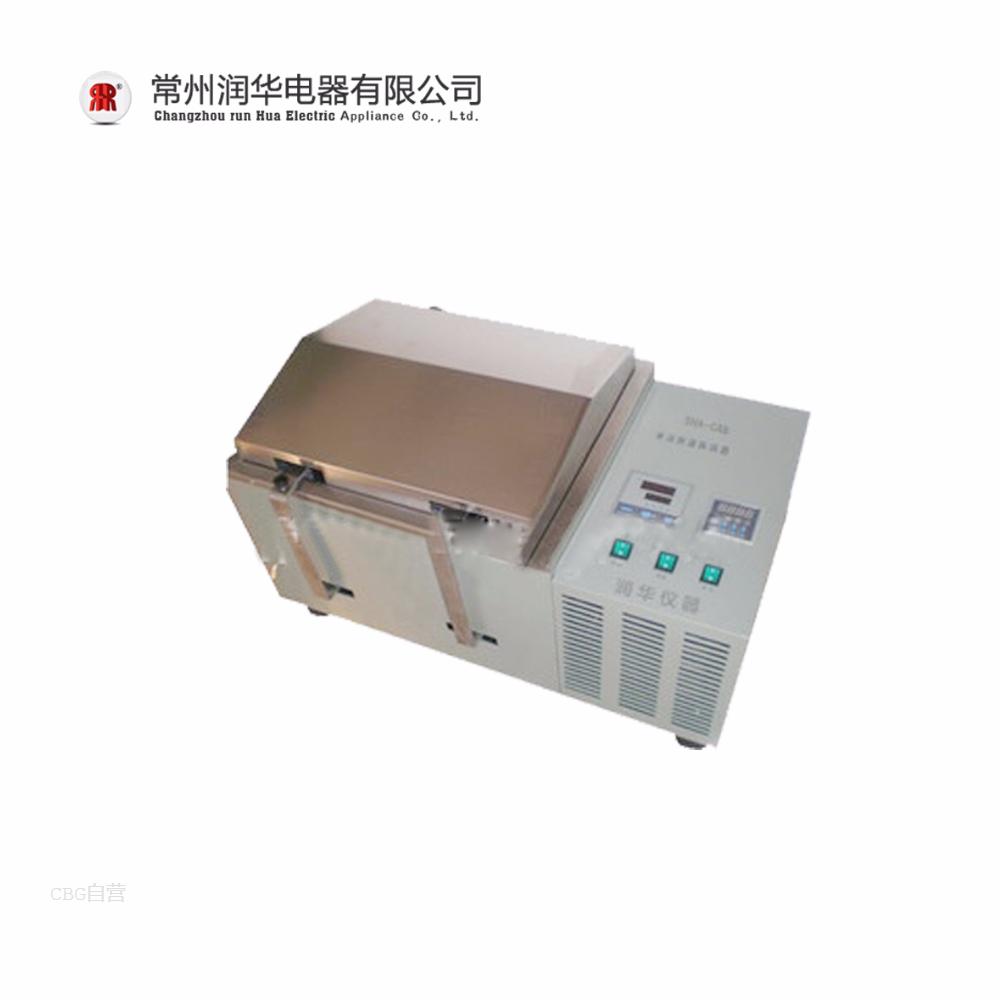 润华仪器  SHA-CAB数显冷冻水浴恒温振荡器