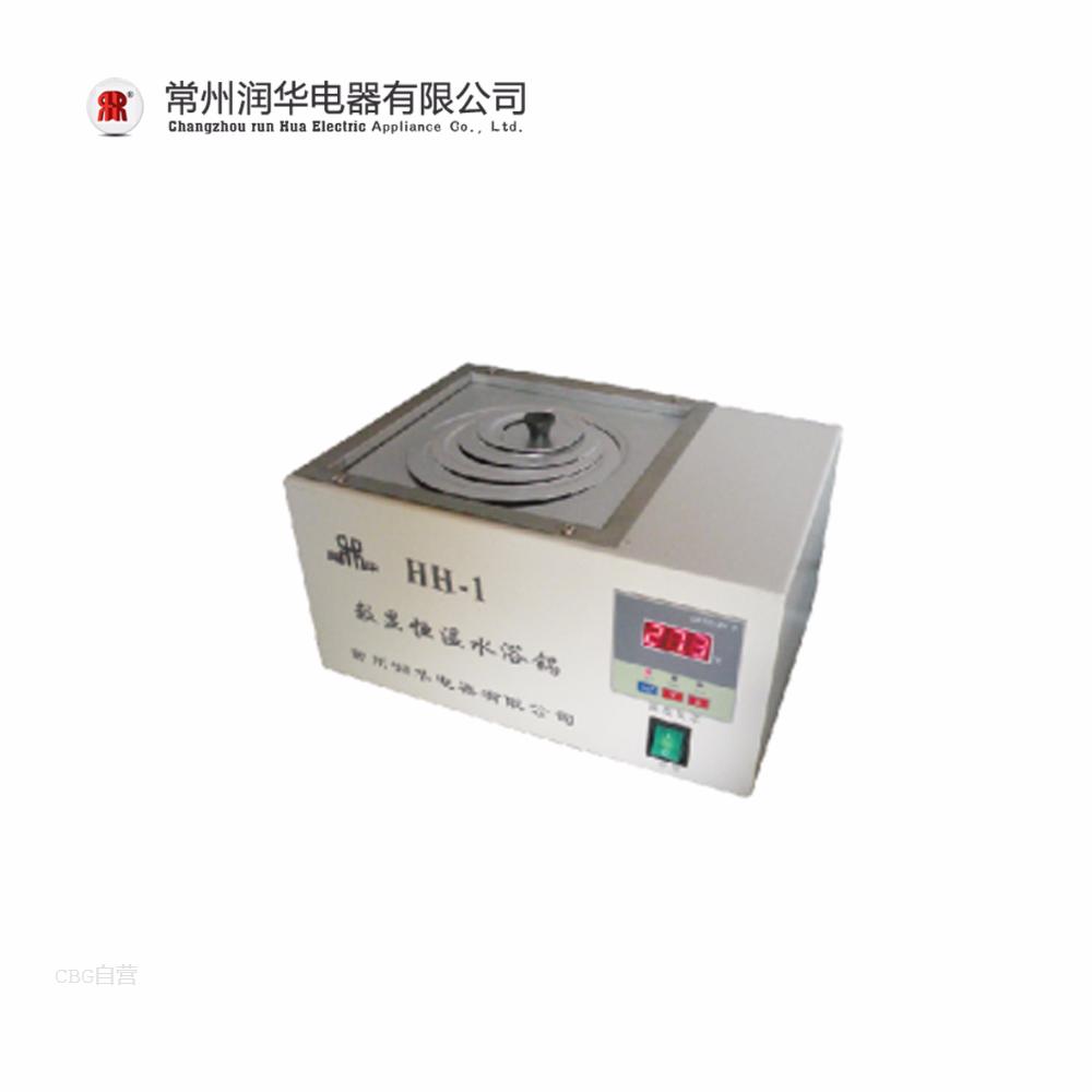 润华仪器  数显恒温水浴锅系列