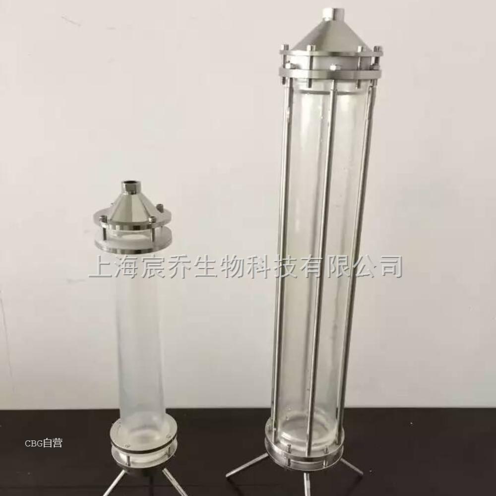 上海宸桥中高压玻璃层析柱
