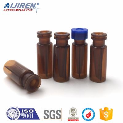 爱吉仁 0.3ml PP钳口卡口微量棕色进样瓶 VP103