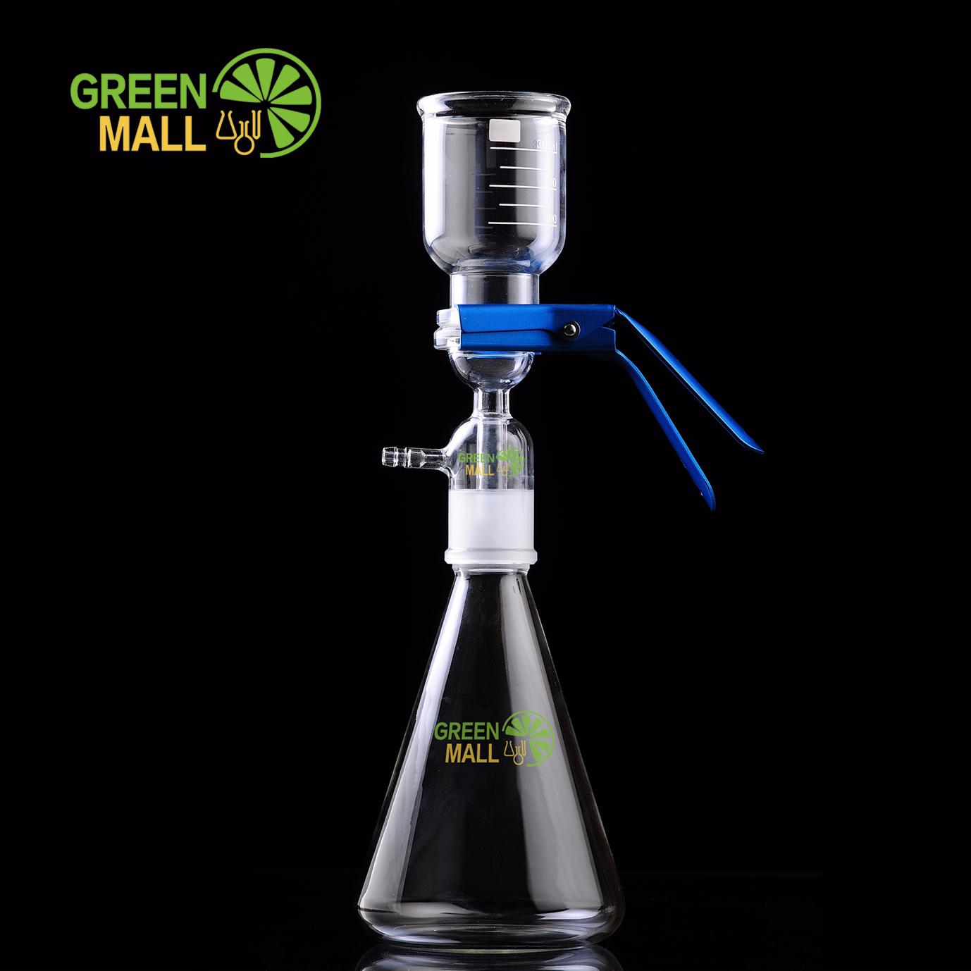 江苏绿盟,溶剂过滤器,GM-1 (300ml滤杯/1000ml三角瓶磨口连接),特价