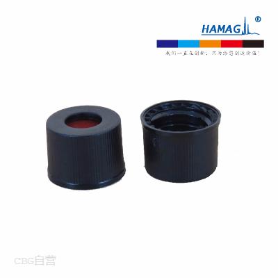 HAMAG哈迈  13-425螺纹口样品瓶 瓶盖/隔垫