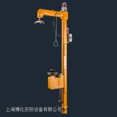 电伴热复合式洗眼器