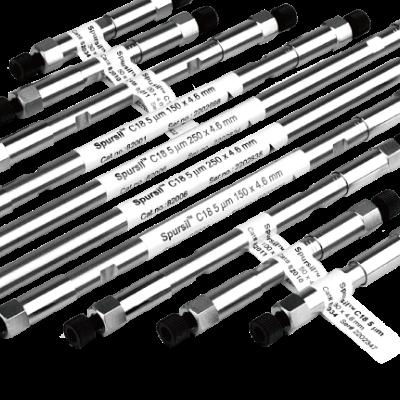 Spursil(思博尔)极性改性的通用型反相色谱柱