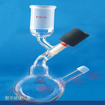 溶剂储存瓶(具高真空阀)SCHLENK