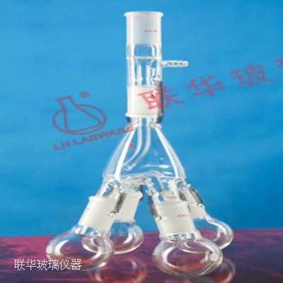 蒸馏接受器