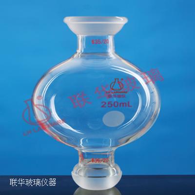 球磨口塞层析用溶剂存储瓶