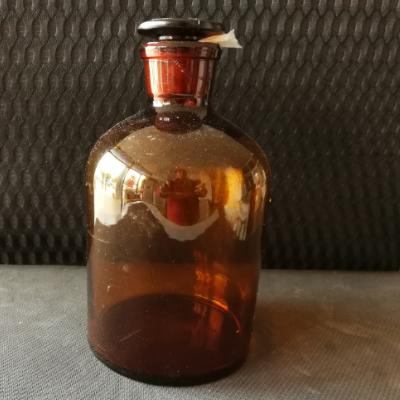 棕色小口试剂瓶