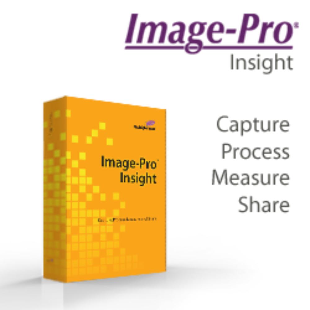 图像分析软件 Image-Pro Insight
