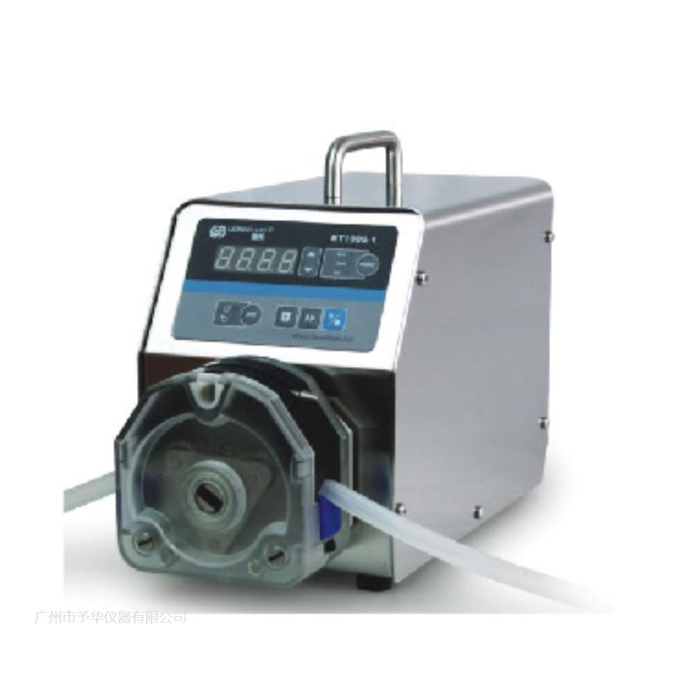 基本调速型蠕动泵