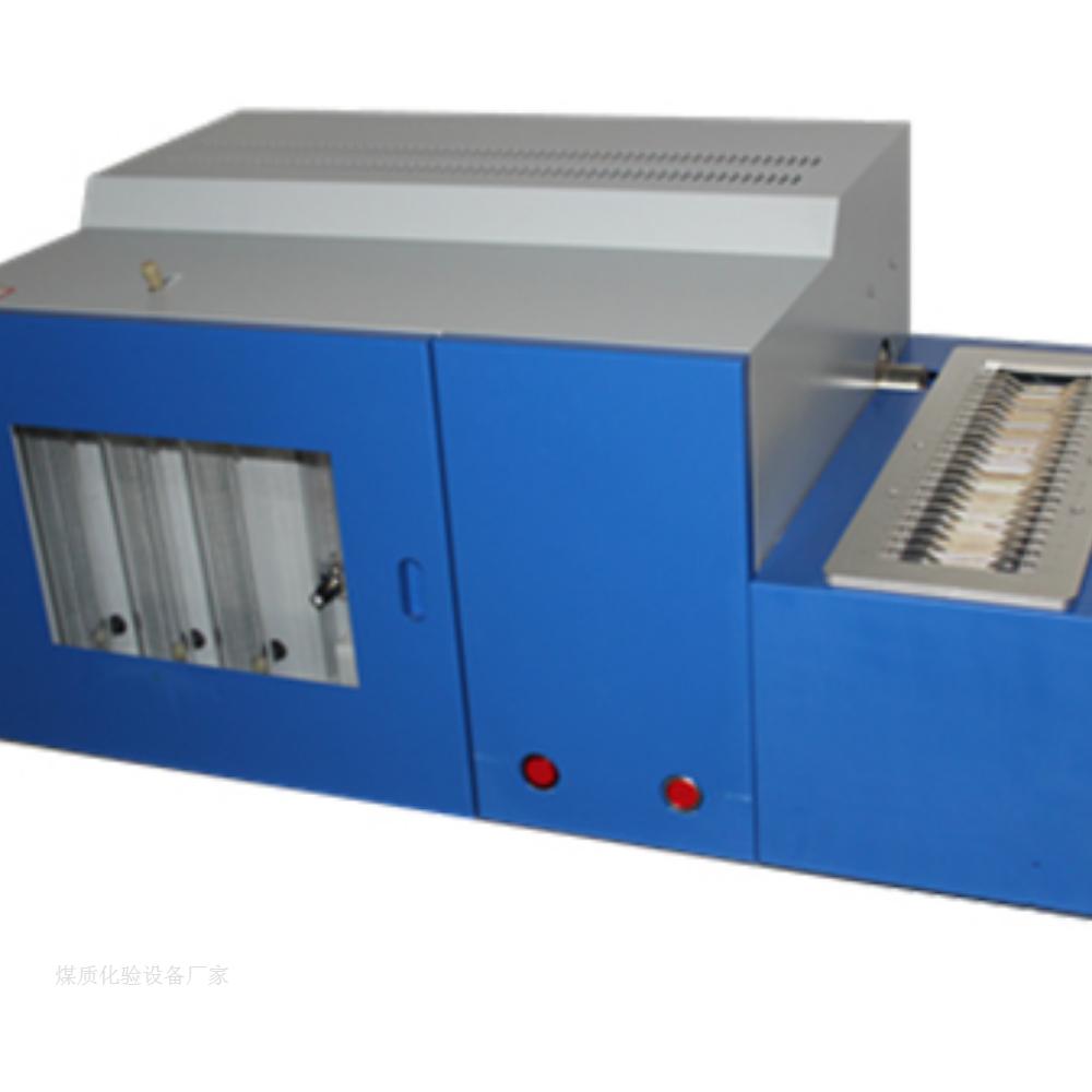 高效微机定硫仪
