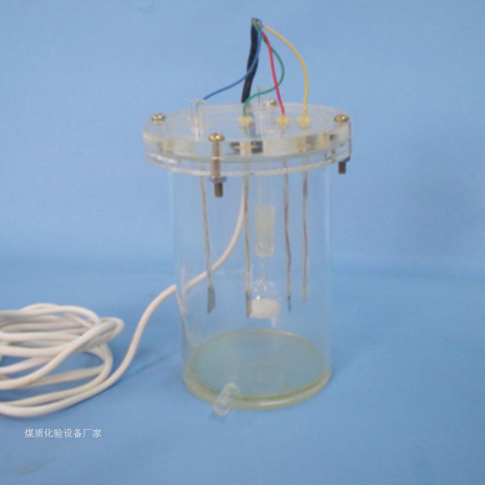 定硫仪电解池