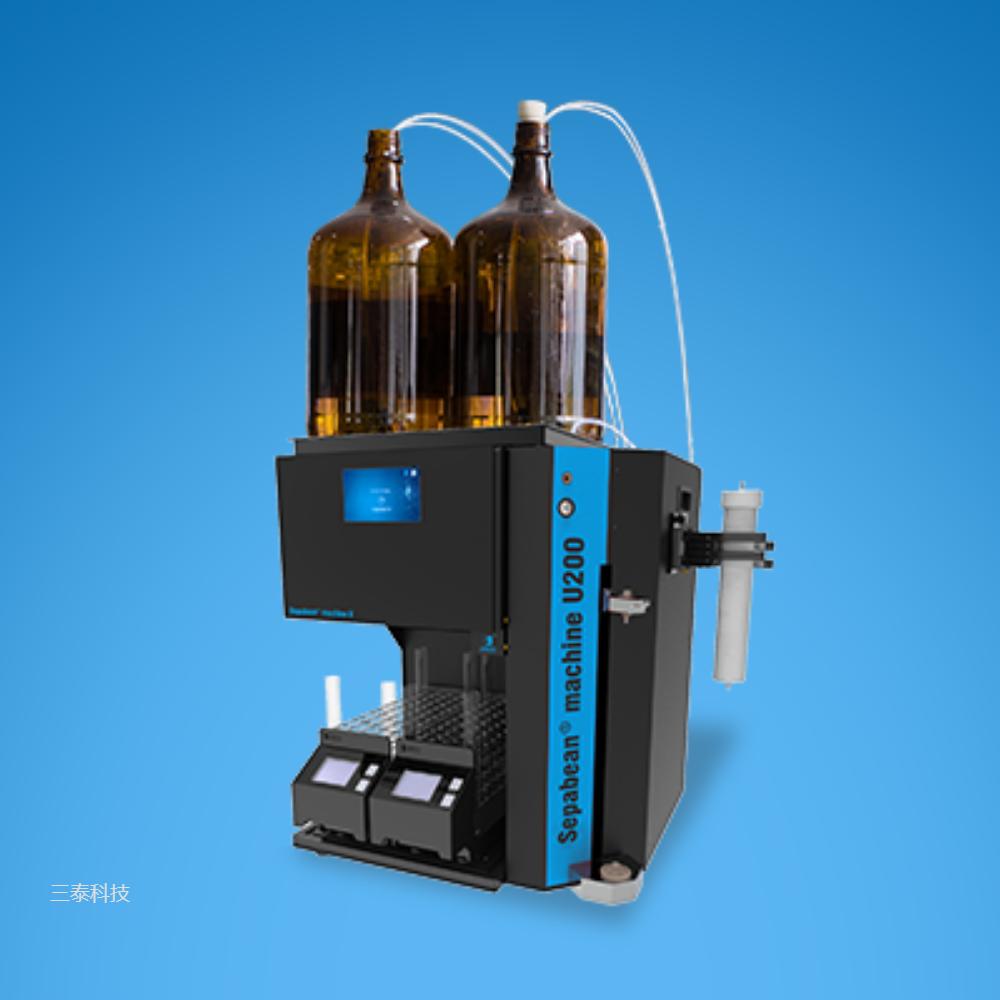 普及型-快速液相制备色谱系统-SepaBean machine U200